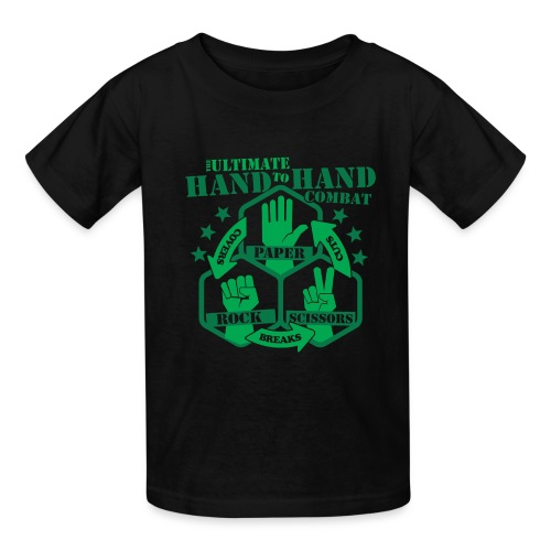 Hand to Hand Combat - Kids' T-Shirt