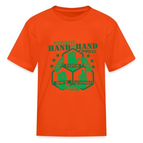 Hand to Hand Combat - Kids' T-Shirt