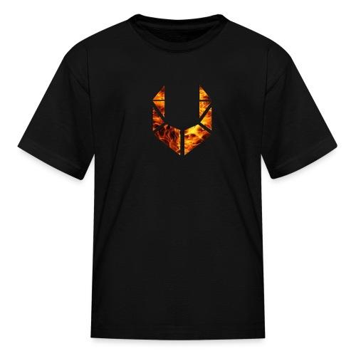 Unify Fire Logo - Kids' T-Shirt