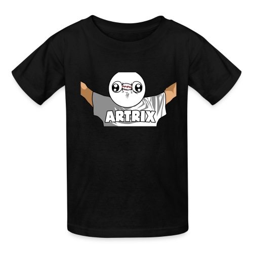 The Official Artrix Derp Shirt - Kids' T-Shirt