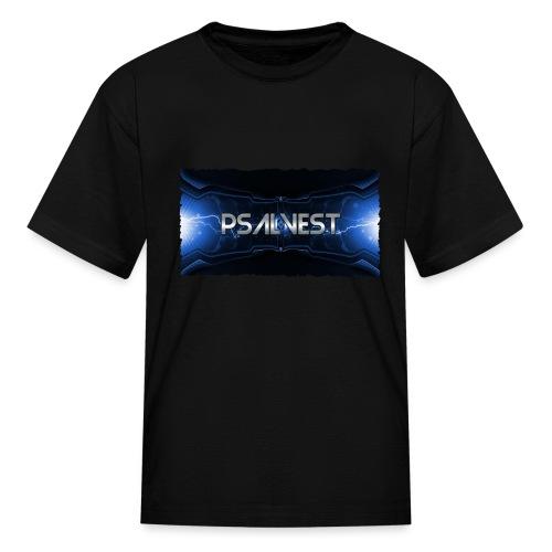 psalvest banner - Kids' T-Shirt