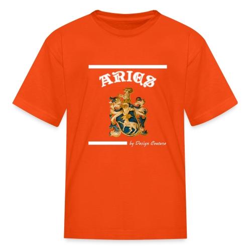 ARIES WHITE - Kids' T-Shirt
