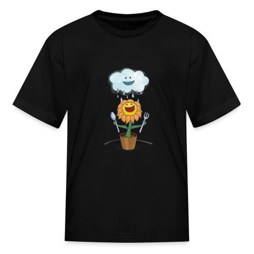 Cloud & Flower - Best friends forever - Kids' T-Shirt