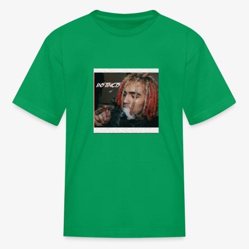 Instincts signature Shirt. Limited Edition - Kids' T-Shirt
