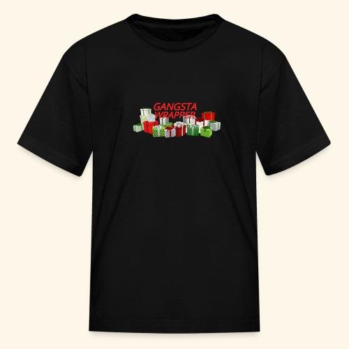 GANGSTA WRAPPER - Kids' T-Shirt