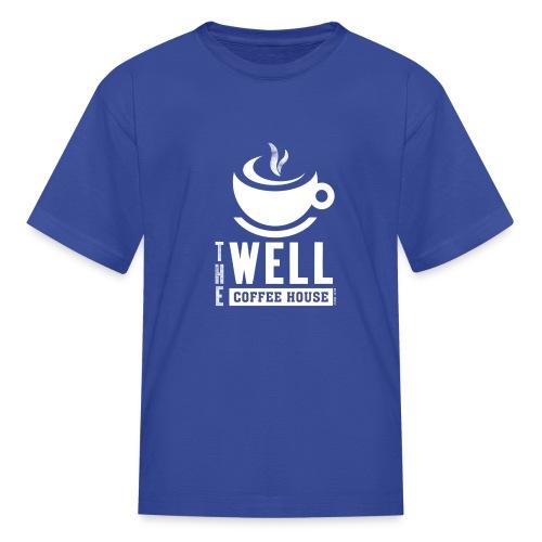 TWCH Verse White - Kids' T-Shirt