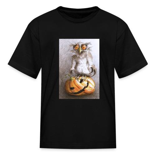 Vampire Owl - Kids' T-Shirt