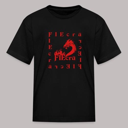 crū Square - Kids' T-Shirt