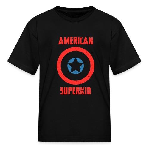American Superkid - Kids' T-Shirt