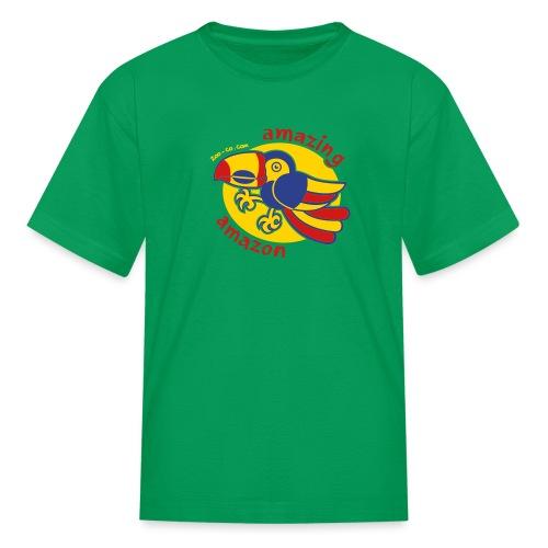Amazonian Toucan - Kids' T-Shirt