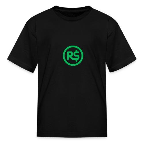Robux Logo shirts - Kids' T-Shirt