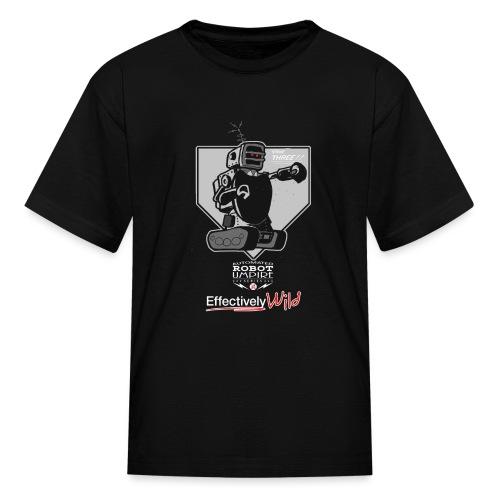 EW-shirt-roboump-png - Kids' T-Shirt