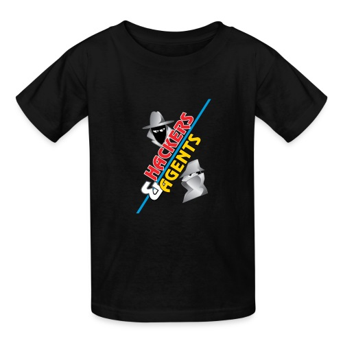 Main Backer Clear png - Kids' T-Shirt