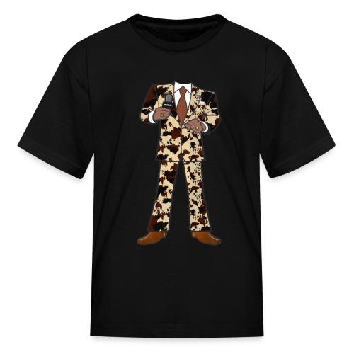 The Classic Cow Suit - Kids' T-Shirt
