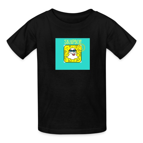SNAPBOI - Kids' T-Shirt