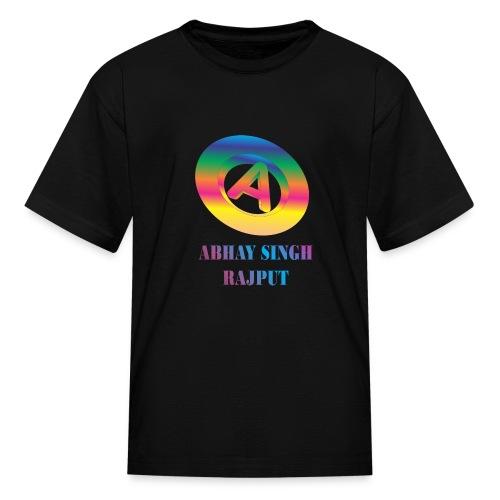 abhay - Kids' T-Shirt