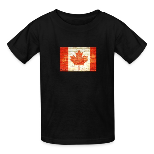 Canada flag - Kids' T-Shirt
