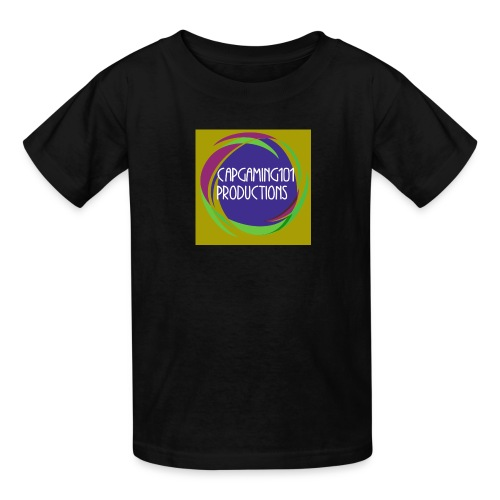 Basic Tee-Shirt. With basic logo - Kids' T-Shirt