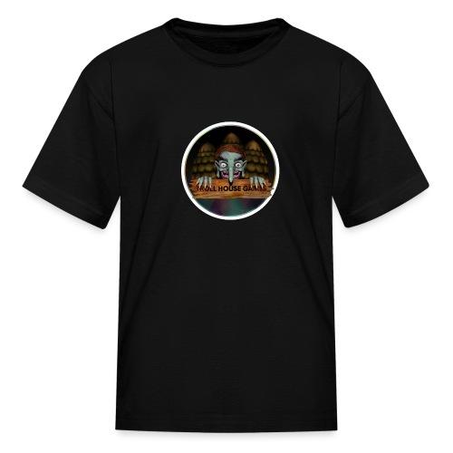 Troll House Games Logo - Kids' T-Shirt