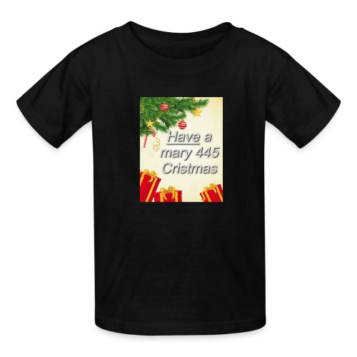 Have a Mary 445 Christmas - Kids' T-Shirt