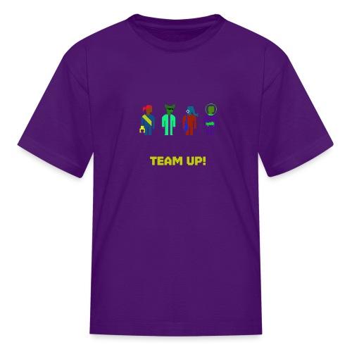 Spaceteam Team Up! - Kids' T-Shirt