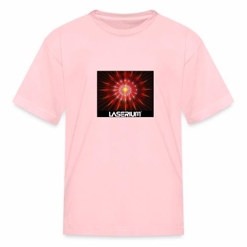 LASERIUM Laser starburst - Kids' T-Shirt