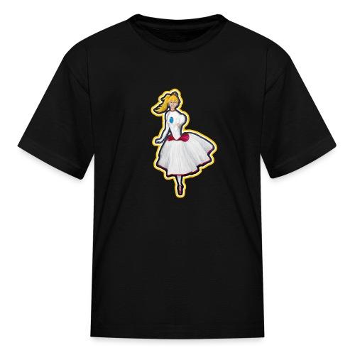 Fire-Pesh-Shirt - Kids' T-Shirt