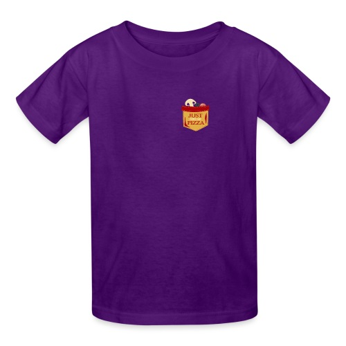 Just feed me pizza - Kids' T-Shirt