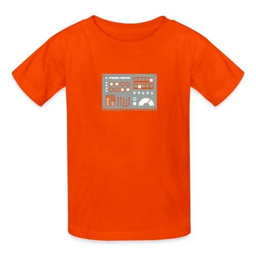 kidbot 1000 - Kids' T-Shirt