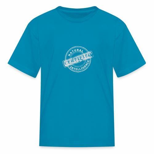 Natural Intelligence inside - Kids' T-Shirt