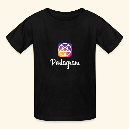 PENTAGRAM / Instagram - Kids' T-Shirt