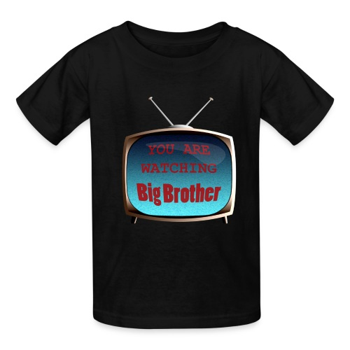 watchingbigbrother2 - Kids' T-Shirt