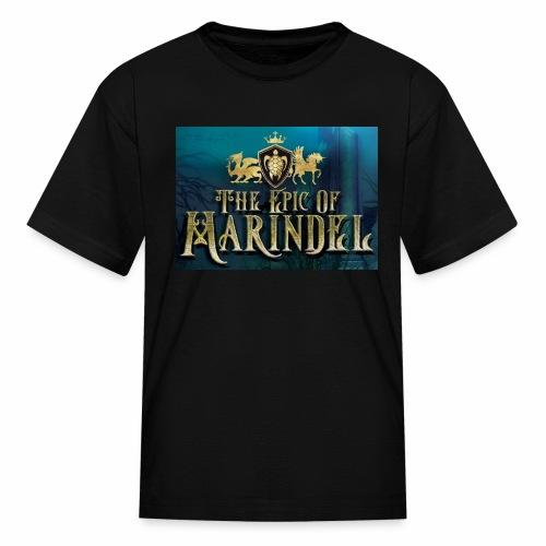 Marindel Blue - Kids' T-Shirt