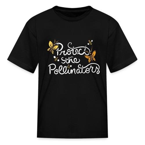 Protect the pollinators - Kids' T-Shirt