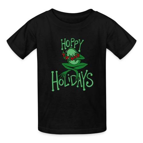 Hoppy Holidays - Kids' T-Shirt