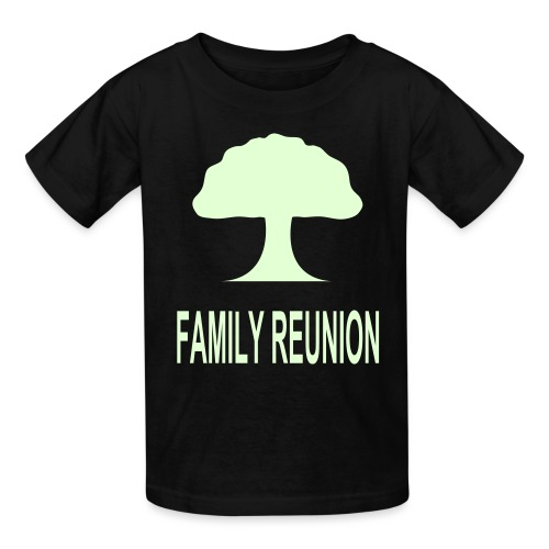***12% Rebate - See details!*** FAMILY REUNION add - Kids' T-Shirt