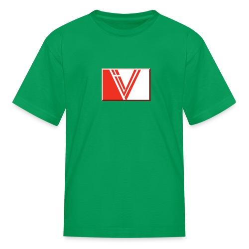 LBV red drop - Kids' T-Shirt