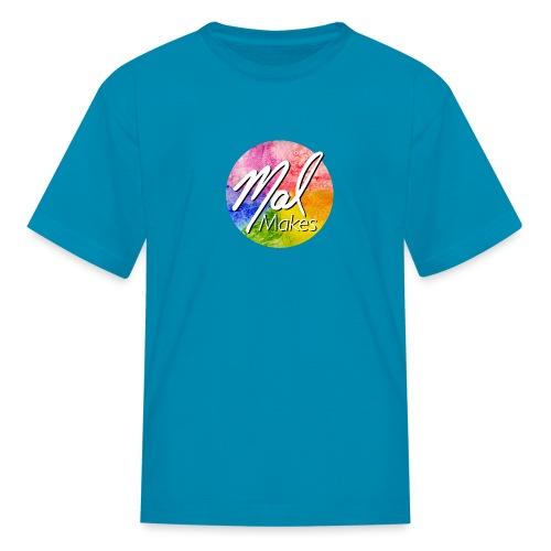 malmakes_circleshirt - Kids' T-Shirt