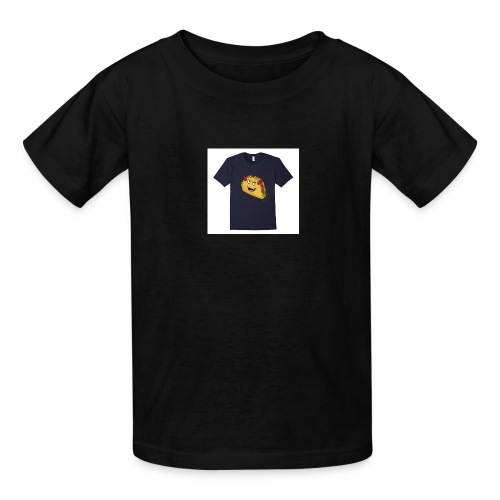 evil taco merch - Kids' T-Shirt