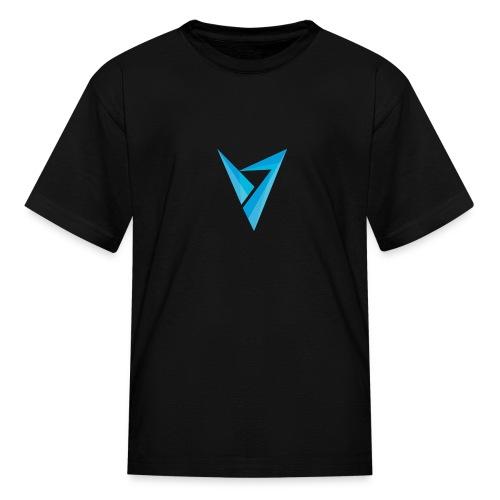 v logo - Kids' T-Shirt