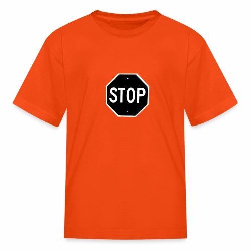 Stop 1 - Kids' T-Shirt