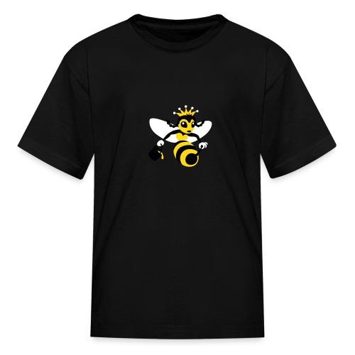 Queen Bee - Kids' T-Shirt