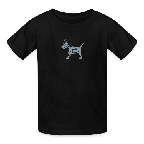 robot dog - Kids' T-Shirt