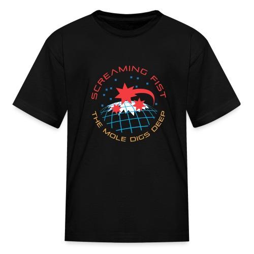 Screaming Fist - Kids' T-Shirt