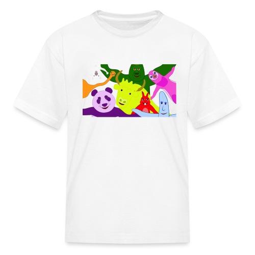 animals tshirt 1 - Kids' T-Shirt