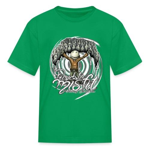 proud to misfit - Kids' T-Shirt