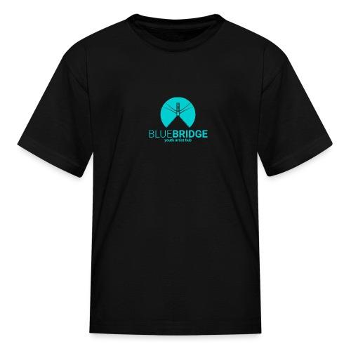 Blue Bridge - Kids' T-Shirt