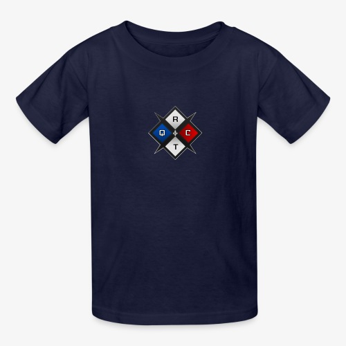 RTQC Logo - Kids' T-Shirt