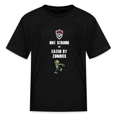 Eaten By Zombies - Kids' T-Shirt