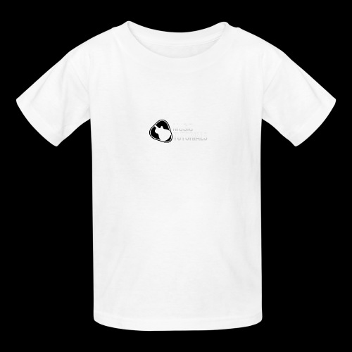 Music Tutorials Logo - Kids' T-Shirt